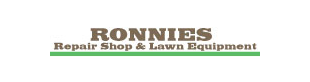 RONNIES REPAIR SHOP & LAWN EQU